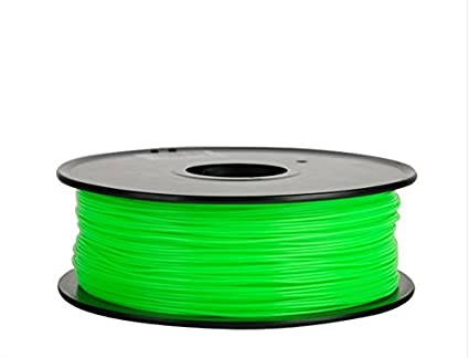 Filamento 3d Flexible (elastómero termoplástico) verde 3.00 mm ...