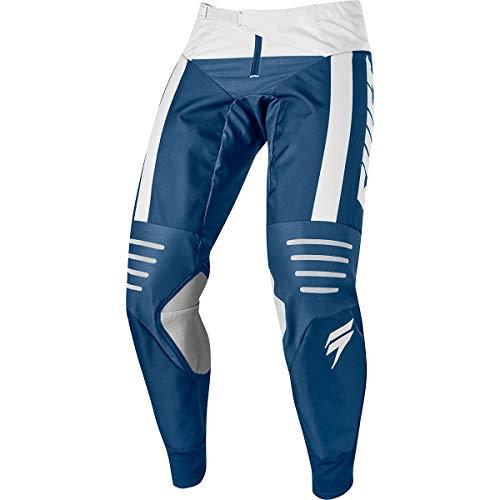 Shift Racing 3lack Strike Men's Off-Road Motorcycle Pants - Blue / 28