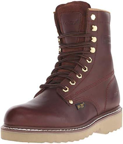 Ad Tec Men s 8 Inch Farm Boot