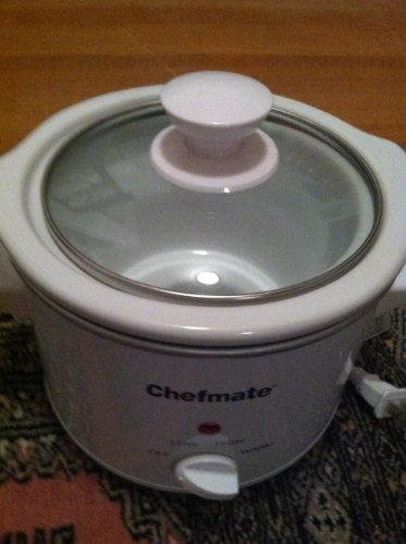 Chefmate 1 5 Qt Slow Cooker product image