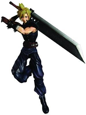 Square Enix Dissidia Final Fantasy Play Arts Kai Cloud Action Figure by Square Enix