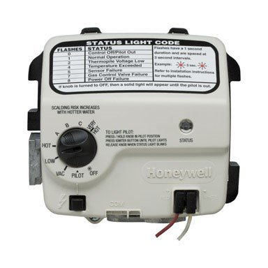 RELIANCE WATER HEATER CO 9007884005 Honey Electronic Gas Valve by Reliance Water Heater