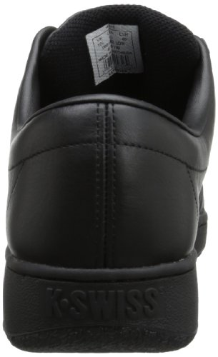 Sneaker Allacciata K-swiss Mens Classic Lx Nero