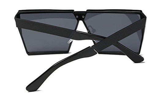 De De Viaje MSNHMU Mujeres Negro Sol De Conducen Aviator De De Gafas Que Polarizadas Gafas Sol Las De Hombres Los Bw15Zq