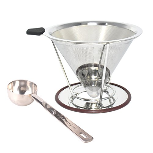 Nicelucky Coffee Dripper Stainless Bottom product image