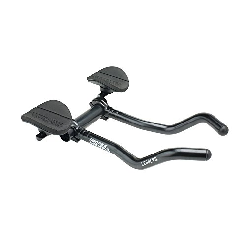 Aerobar Profile Design - Profile Design Legacy II Aerobar: Matte Black