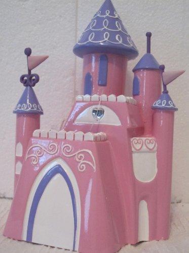(Disney Princess Summer Palace Resin Tooth Brush Holder)