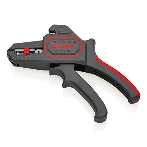 Knipex 12 62 180 - automatische Abisolierzange