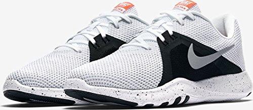 Silver Femme Nike Compétition Tr 8Chaussures De Running White metallic black Flex iuTwlPXZOk