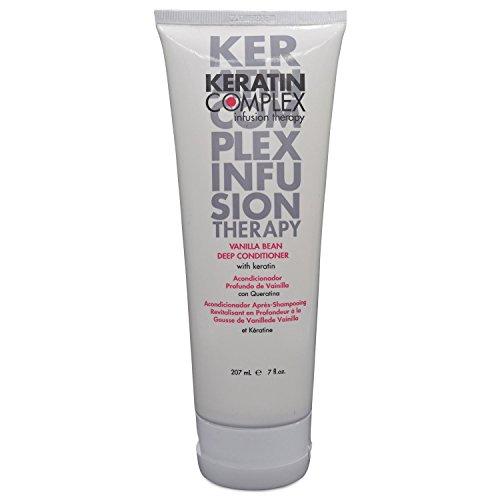 KERATIN COMPLEX Vanilla Bean DEEP Conditioner with Keratin 7 OZ -
