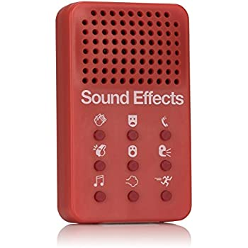 Amazon com : Remote Control Sound Effects Machine - Hidden Gag Hear