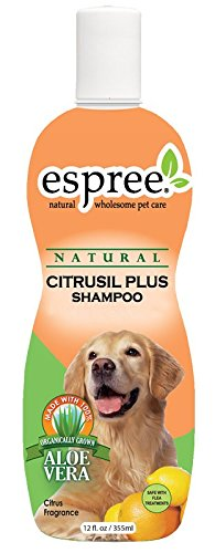 41Bs3HF4gyL Espree Citrusil Plus Dog Shampoo, 12 oz
