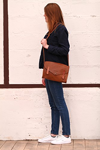 bag Vintage MARIUS PAUL L'INDISPENSABLE Style Brown Shoulder Light 4wCx4qTRO