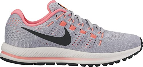 Nike Women's Wmns Air Zoom Vomero 12, WOLF - Women Nike Shox Size 10