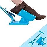 ABC® Allstar Innovations - Sock Slider - The Easy on, Easy off Sock Aid Kit & Shoe Horn | Pain Free No Bending