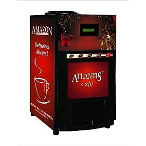 Swaggers Atlantis 3 Lane Super Automatic Coffee Making Machine(Cafe Plus)