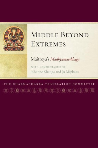 Middle-Beyond-Extremes-Maitreyas-Madhyantavibhaga-With-Commentaries-By-Khenpo-Shenga-And-Ju-Mipham