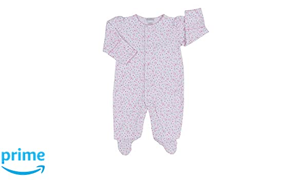 Kissy Kissy Baby-Girls Infant Queen of The Castle Print Footie