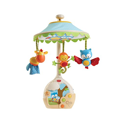 Tiny Love Magical Night Mobile (Pedals Juvenile)