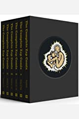 The Complete Zap Comix Boxed Set Paperback