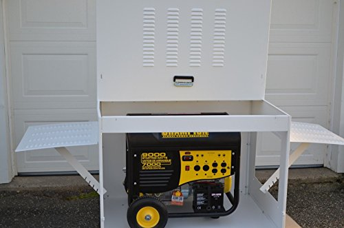 How to Build a Durable Portable Generator Enclosure or a