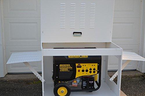 Portable Generator Enclosure (43