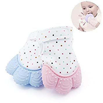 Amazon.com: PerfectPrice – 1 guante de silicona para bebé ...