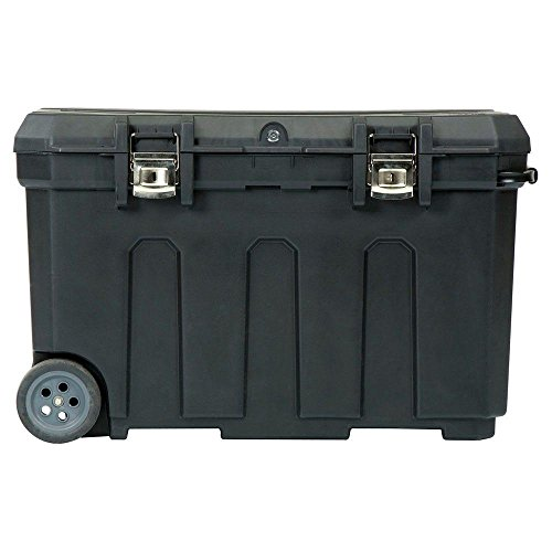 Stanley - 24-Gal. Mobile Chest - Black