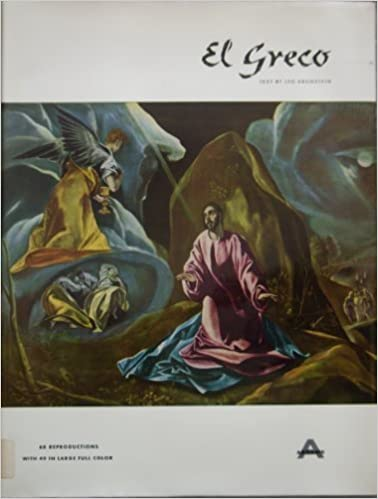 domenicos theotocopoulos el greco english and spanish edition