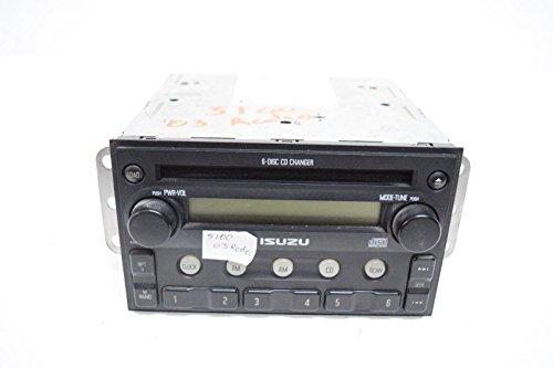03 04 ISUZU RODEO RADIO CD PLAYER ()