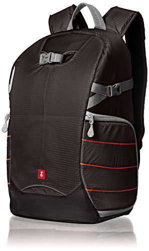 AmazonBasics Trekker Camera Backpack Black