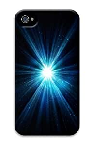 iPhone 4S Case, iPhone 4S Cases - Radiance Polycarbonate Hard Case Cover for iPhone 4/4S