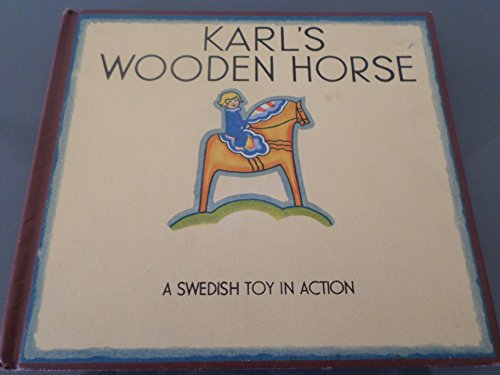 Karl's Wooden Horse A Swedish Toy In Action