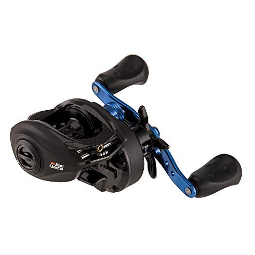 Abu Garcia, Revo X Inshore Low Profile Casting Reel, 6.6:1 Gear Ratio, 7 Bearings, 27