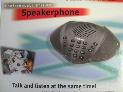 US ROBOTICS ConferenceLink CS850 Professional Speakerphone by USRobotics