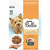 Purina Bella Natural Bites With Real Chicken & Beef Plus Vitamins & Minerals Adult Dry Dog Food - 12 lb. Bag