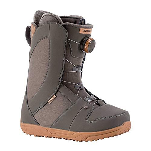 Ride Women's Sage Snowboard Boot, Black, Size 8.5