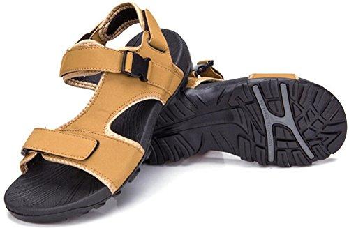Atletische Sandaal Outdoor Sport Sandaal Geel