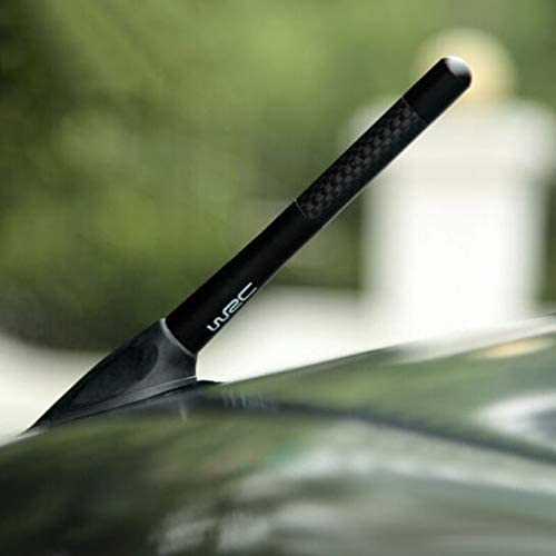 Generic WRC Antenne Radio en Fibre de Carbone pour Mazda 2 3 5 6 CX-3 CX-4 CX-5 CX5 CX-7 CX-9 Atenza Axela