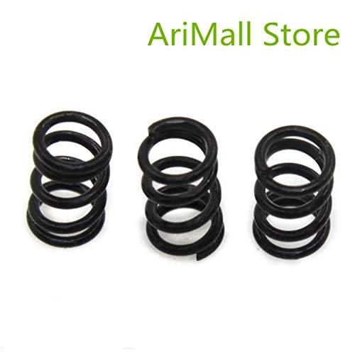 (KIMME 50pcs Spring 3D Printer Parts Pressure Springs for MK2B MK3 MK2A hot Bed)