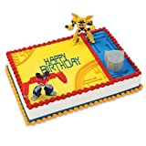 Transformers Cake Topper Decorating Kit