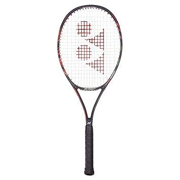 Yonex Vcore Duel G 97 Tennis Rackets – Black Orange – Unstrung