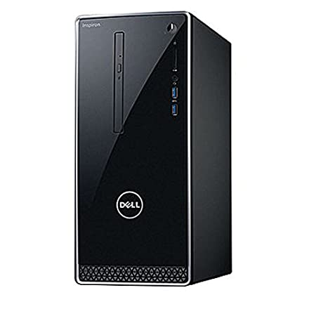 Product Details     The Dell Inspiron 3668 offers extensive storage and exceptional power in an innovative design that saves you space, without sacrificing performance.     Memory: 8GB, 2400MHz, DDR4; up to 16GB (additional memory sold separately...