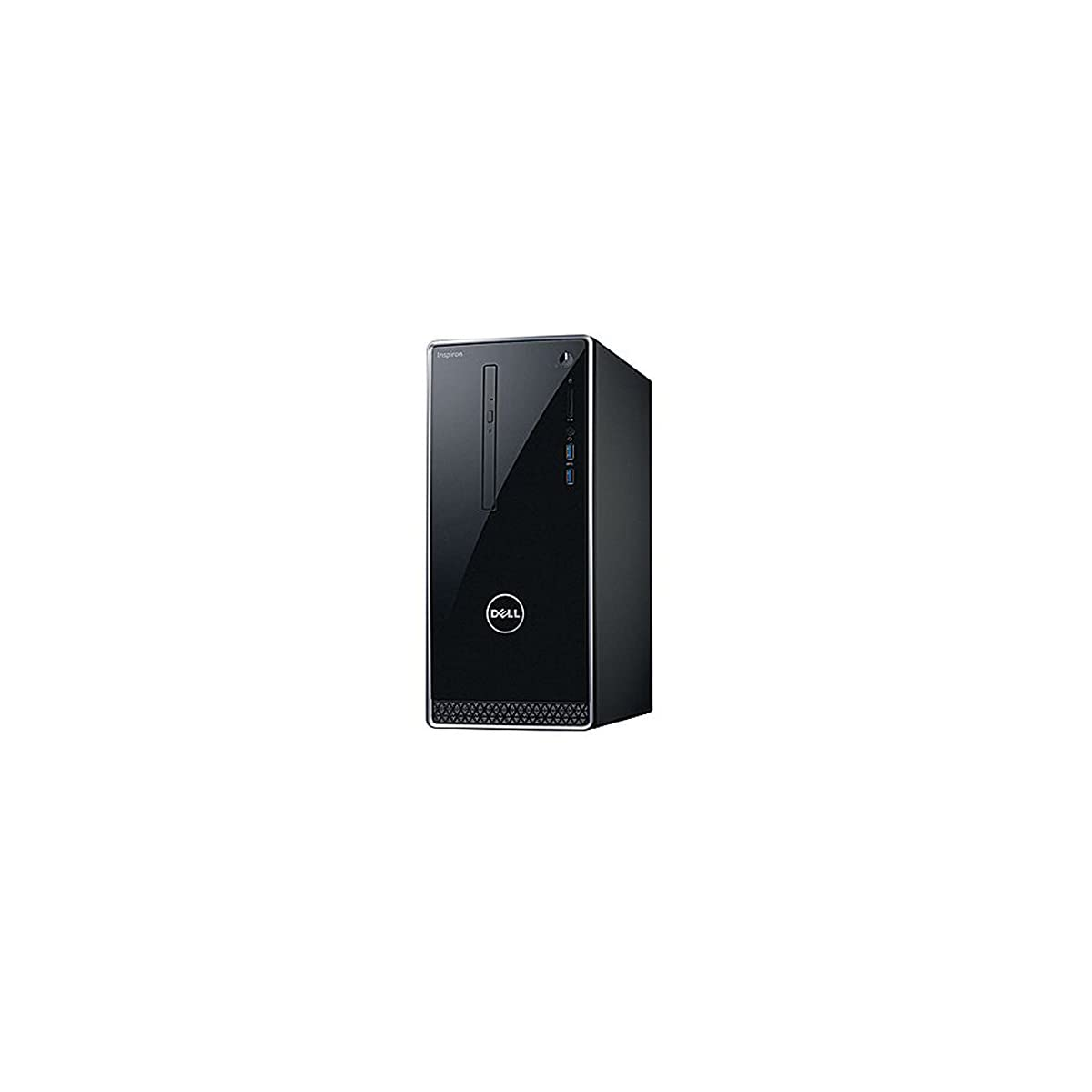 SaleProductsOffer - No.1 Best Online Store 41BsG2GV8kL 2018 Newest Dell Premium Business Flagship Desktop Tower with Keyboard&Mouse Intel Core i5-7400 Processor 12GB DDR4 RAM 1TB 7200RPM HDD Intel 630 Graphics DVD-RW HDMI VGA Bluetooth Windows 10-Black