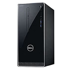 2018 Newest Dell Premium Business Flagship Desktop Tower with Keyboard&Mouse Intel Core i5-7400 Processor 12GB DDR4 RAM 1TB 7200RPM HDD Intel 630 Graphics DVD-RW HDMI VGA Bluetooth Windows 10-Black