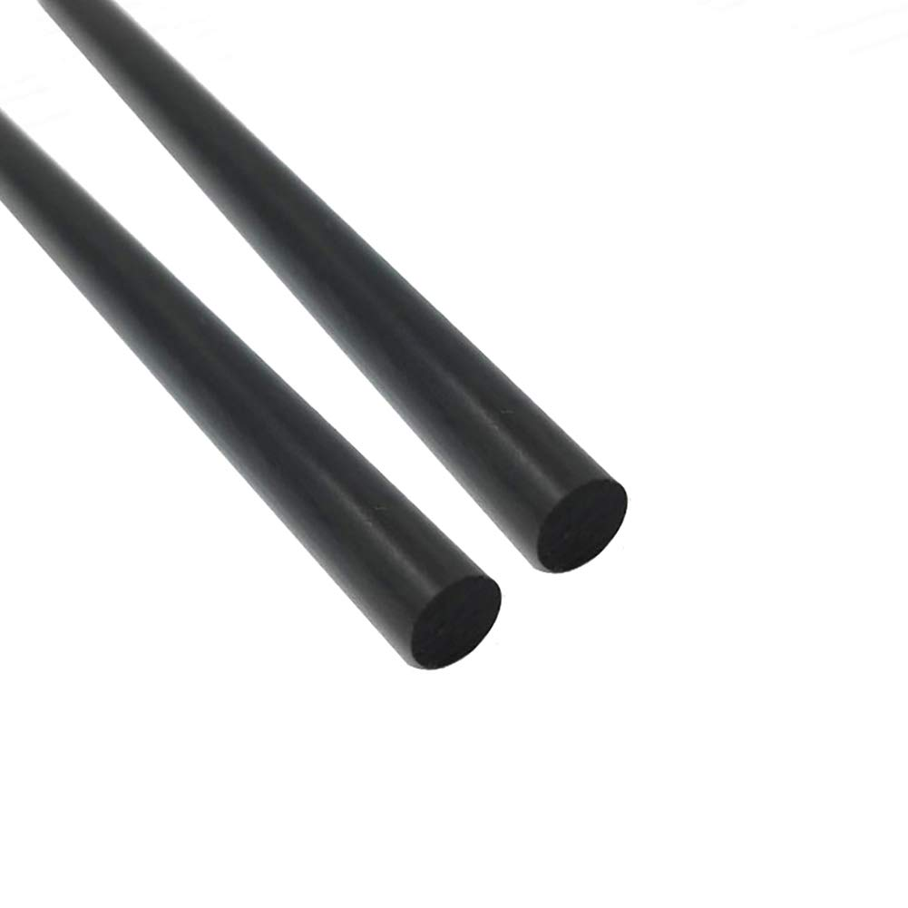 SOFIALXC Carbon Rod Wing Tube (pultrusion) for Quadcopter, Rc Airplanes-2pcs-19mmx400mm by SOFIALXC