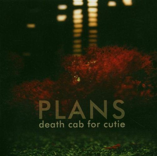 Plans by Death Cab for Cutie (2005) Audio CD
