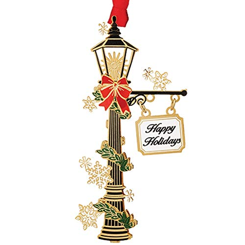 Beacon Design Holiday Lamp Post Ornament ()