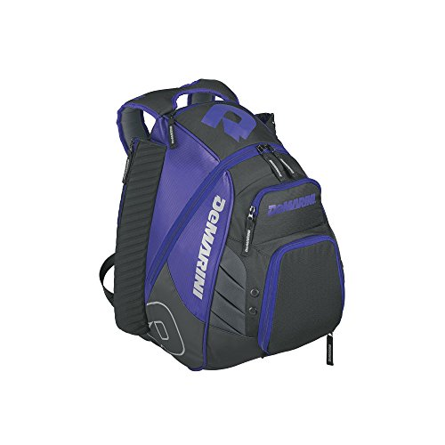 Wilson Baseball Fielders Glove (DeMarini Voodoo Rebirth Backpack, Purple)