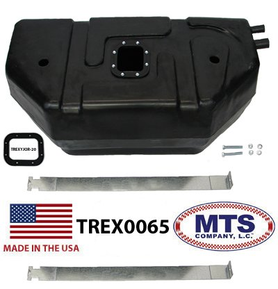 - MTS Company 0065 High Density Polyethylene Fuel Tank